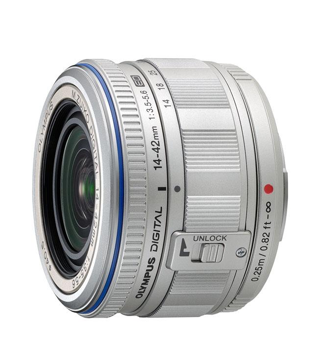Olympus 14-44 mm micro zoom
