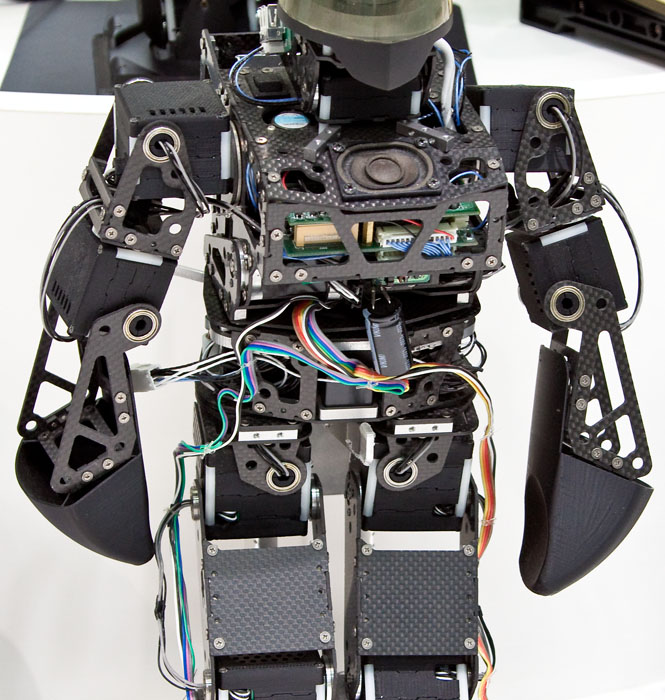 Detail of Robot