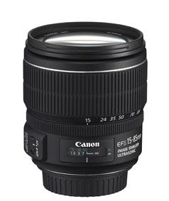 Canon EF-S 15-85mm Zoom