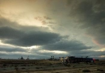 Twilight Truck