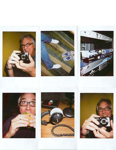 Derrick Story via Fujifilm Instax Mini 7S