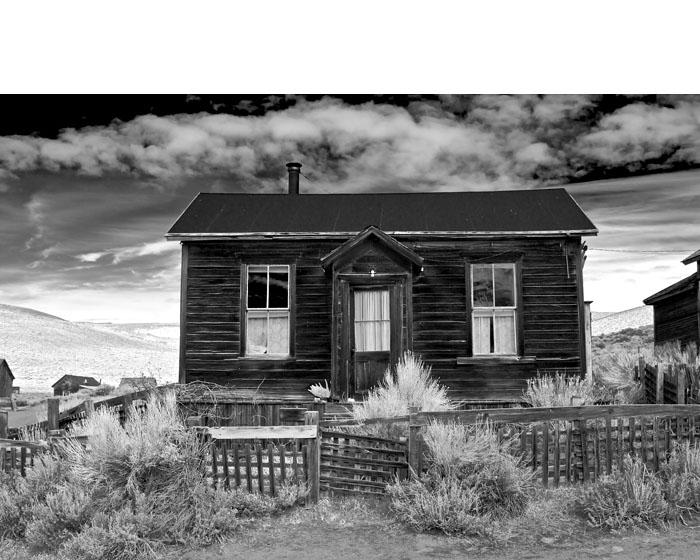 Bodie House, Fake IR