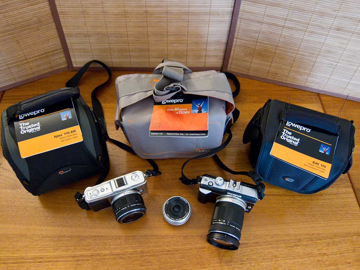 Lowepro Bags For Micro Four Thirds And Compact Dslrs The