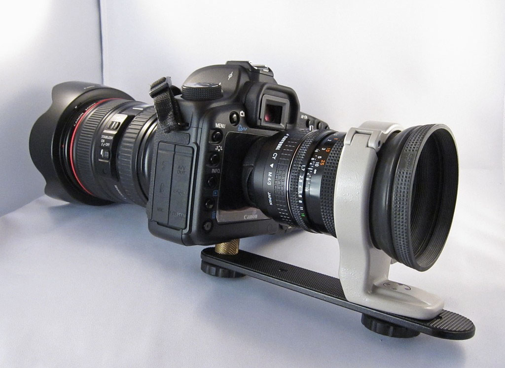 LCD Magnifier for Canon 5D Mark II (DIY) - The Digital Story