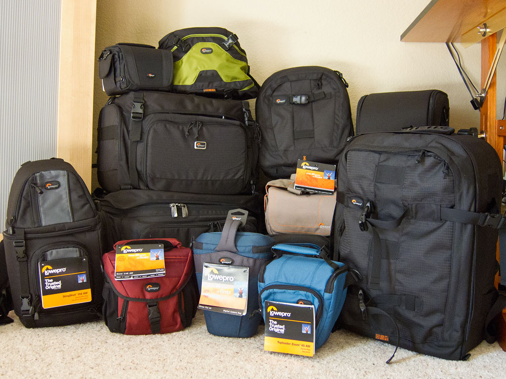 Your Dream Lowepro Bag