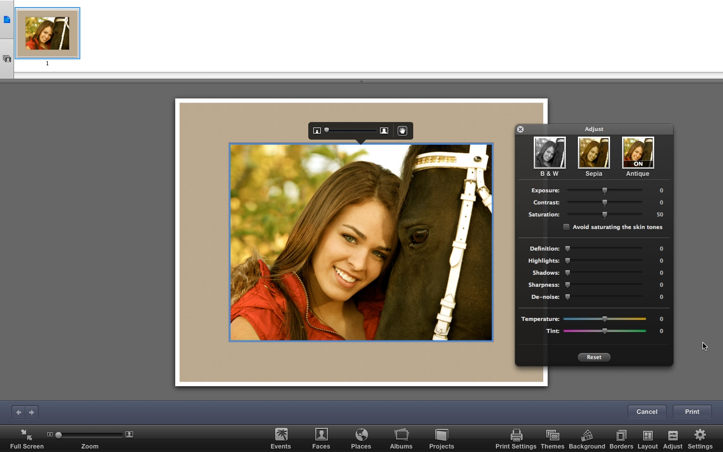 MacOS - Print Products - Apple Iphoto book printing prices