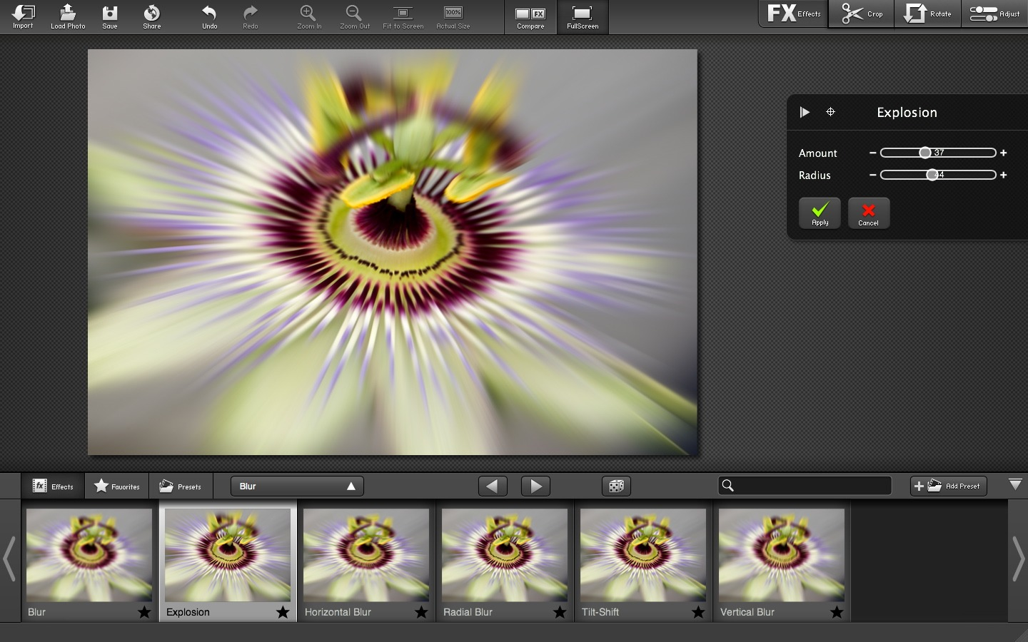 Photo Effect Studio Pro - Photo Effects Software Everimaging Fx photo studio windows