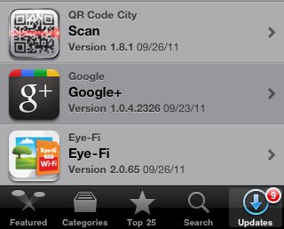 Eye-Fi Update