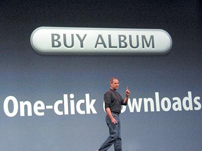 Steve Jobs, 2003