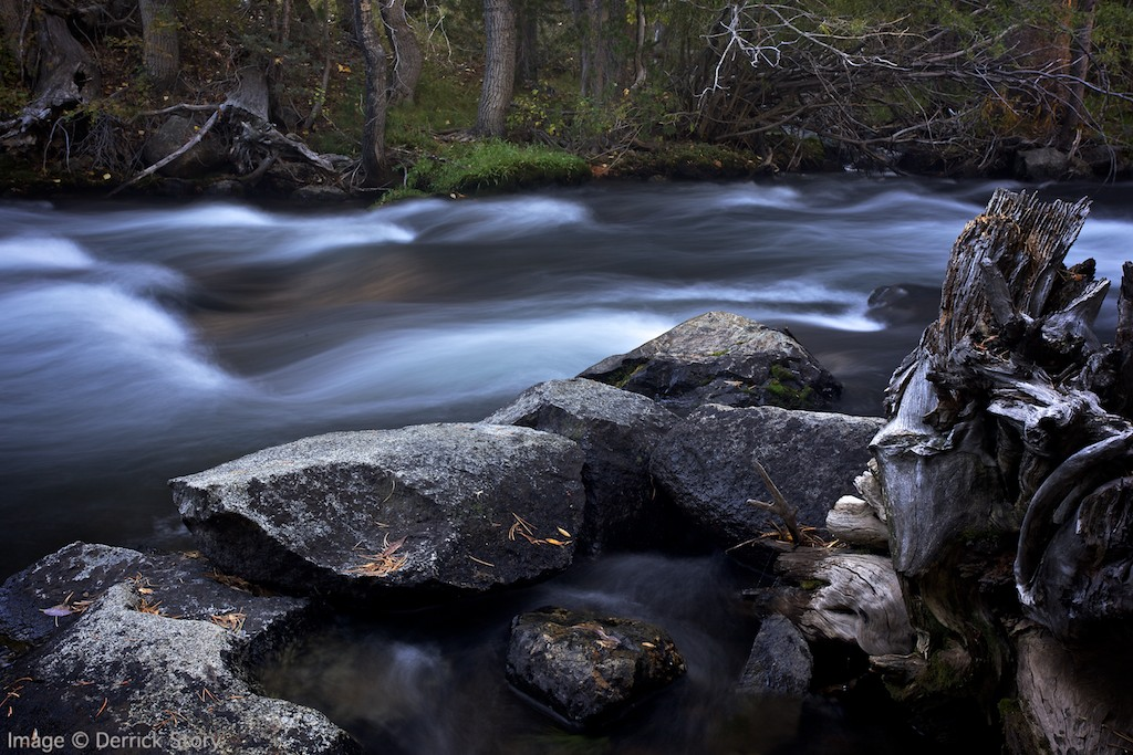 How to Make Flowing Water Beautiful - The Digital Story