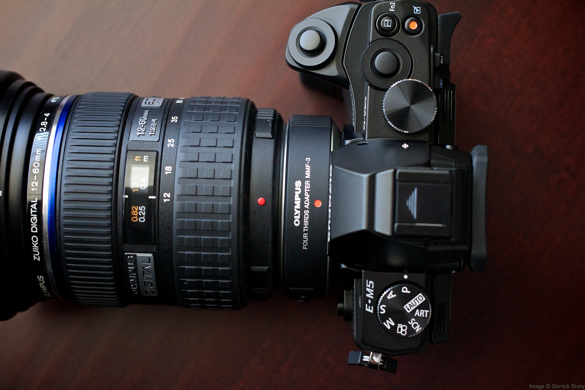 Expanding Your Lens Options with the Olympus MMF-3 Adapter