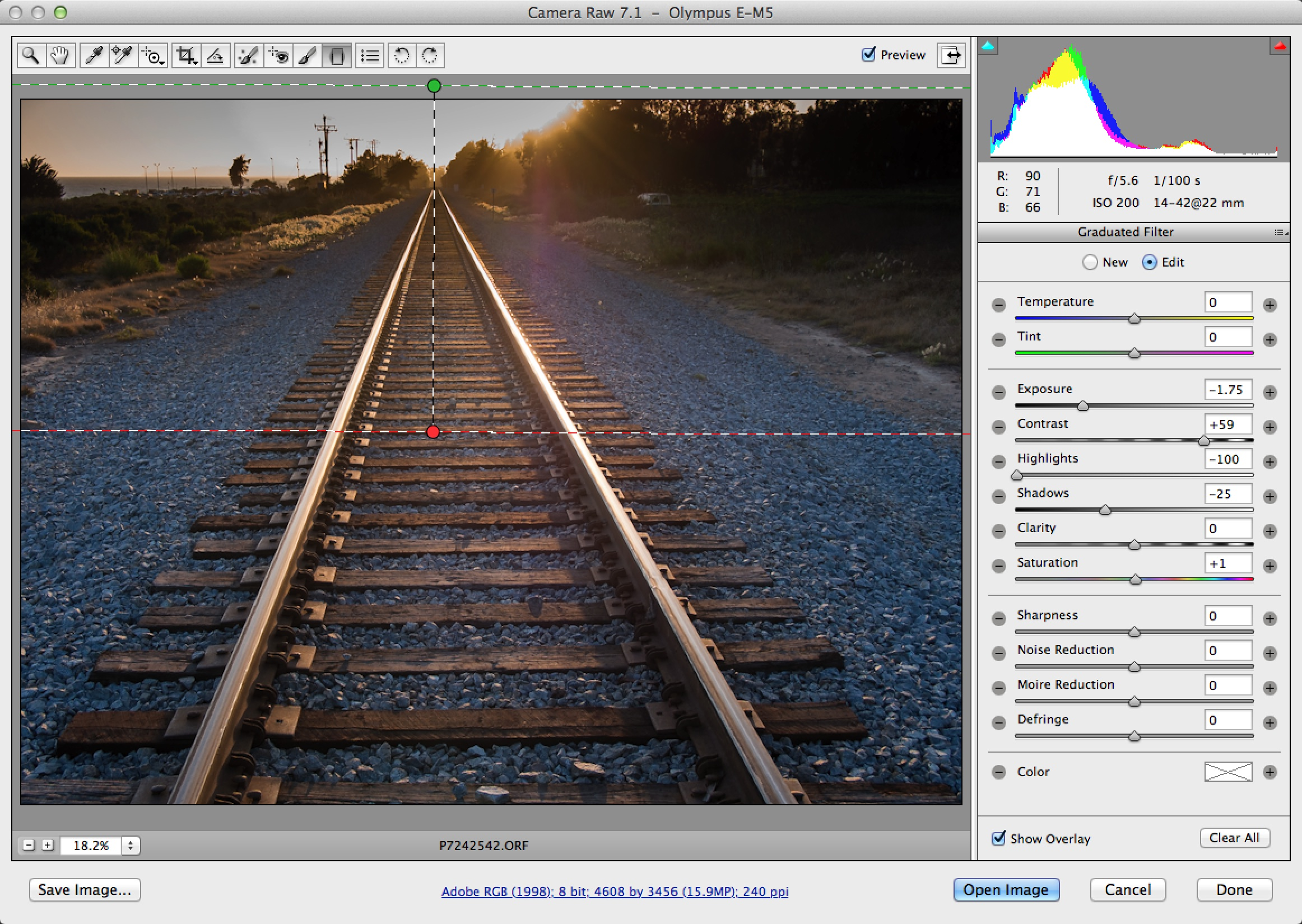 camera raw 7.1 plugin photoshop cs6 mac