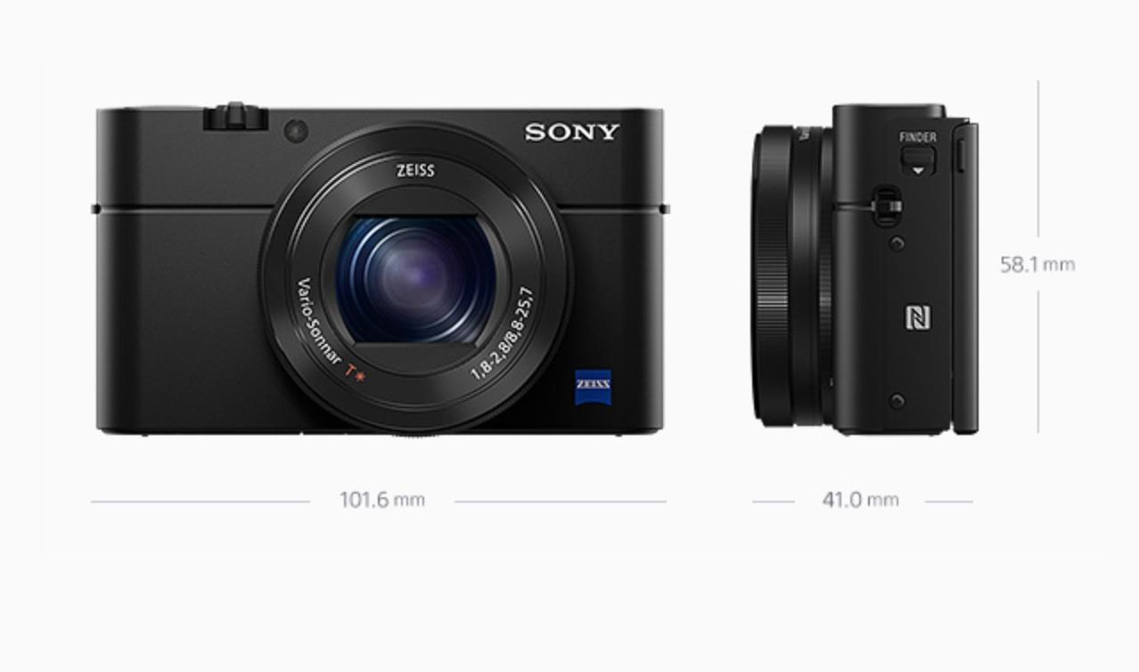 Sony RX100 Camera M3