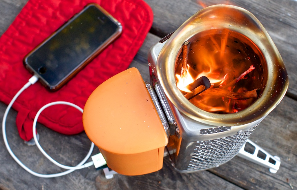 Biolite Wood Burning Campstove And Charger The Digital Story