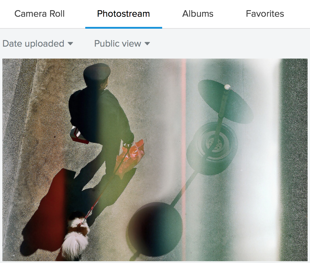How to Use Photos (Albums) vs. Photo Stream]