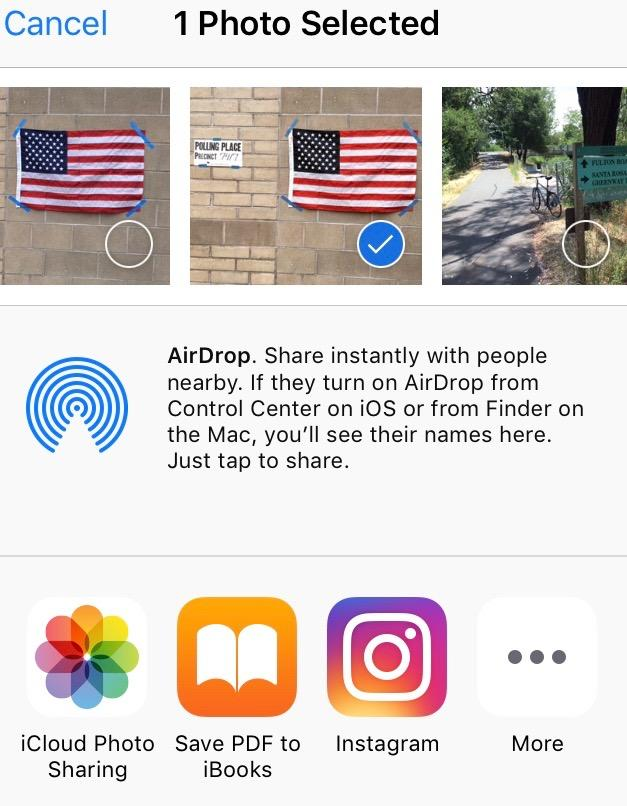 Latest Instagram for iOS Adds Share Extension - The Digital