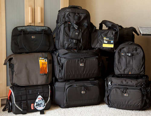 Lowepro Bag Grab