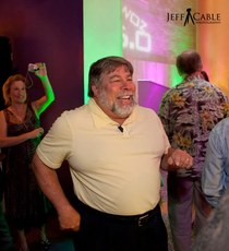Woz's 60th Birthday Party