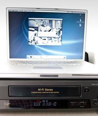 VHS Recording Setup