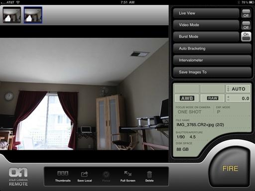 DSLR Camera Remote