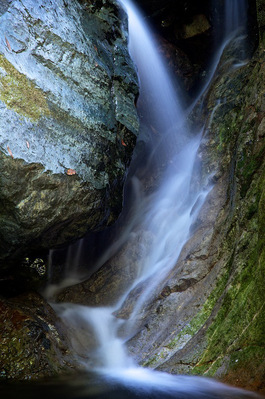 Waterfall, 4 sec exposure