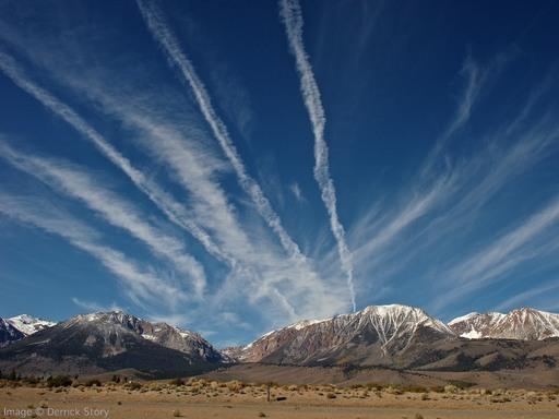 Eastern Sierra Sky