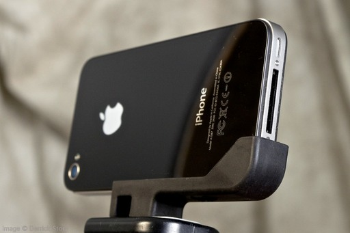 Glif Tripod Adapter for iPhone 4