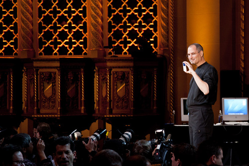 Steve Jobs - Oct 2005 - Video iPod