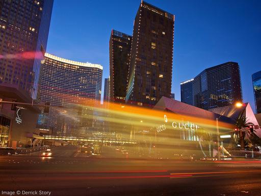Las Vegas Blur