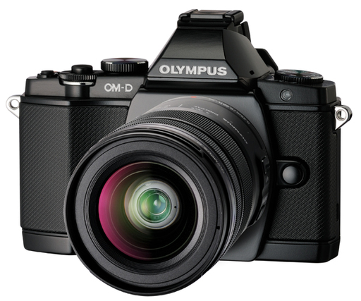 Olympus OMD Front
