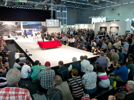Hensel Stage - Photokina