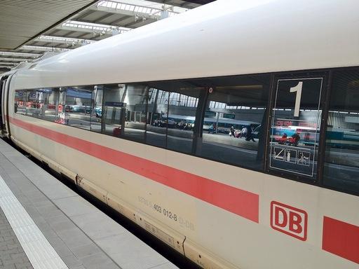 ICE DB Bahn