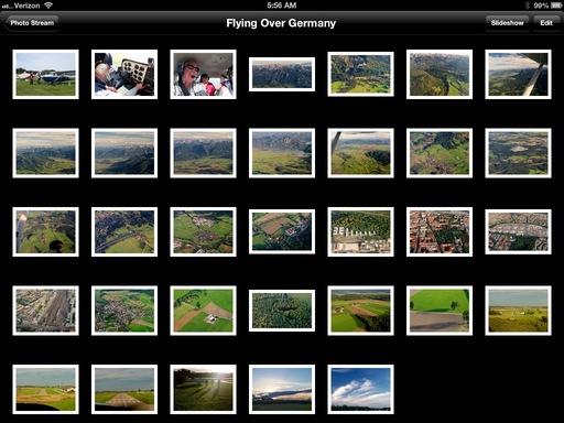Photo Stream Portfolio