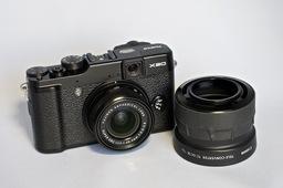 Fujifilm X20 Tele Extender