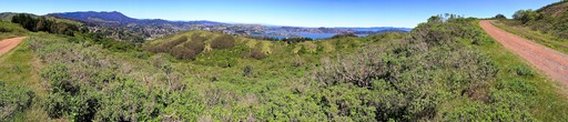 Marin County Panorama iPhone