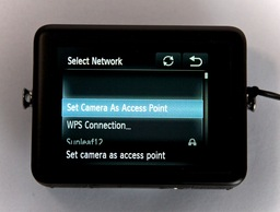 Creating an Access Point