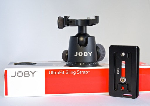 Joby UltraPlate Swiss Arca Ball Head