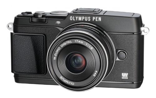 Olympus Pen E-5