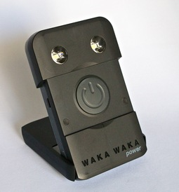 Waka Waka Solar Powered Lamp and Mobile Phone Charger