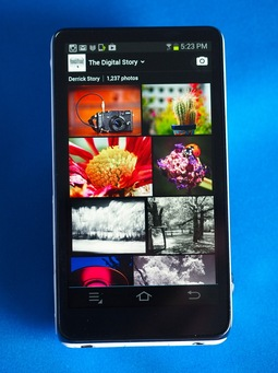 Flickr for Android