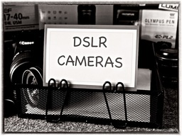 DSLR Camera Question on Photo Help Desk