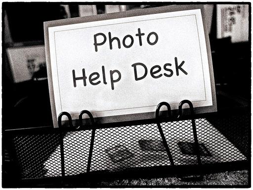Photo Help Desk