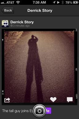 Derrick Story on EyeEm