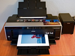 Epson R2000 Printing