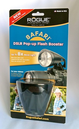 Safari Pop-Up Flash in Package