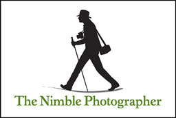 Nimble Photographer Logo