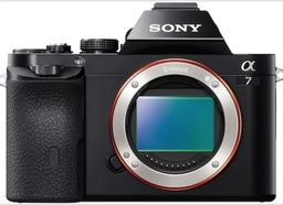 Sony a7 Mirrorless Camera