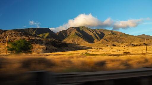 Late Day - Maui