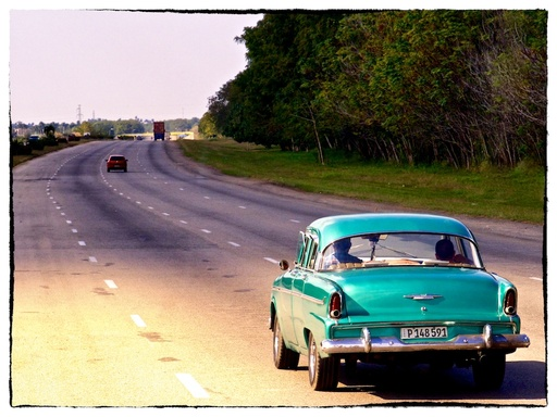 The Lone Freeway - Cuba