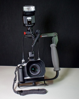 Old School Flash Rig